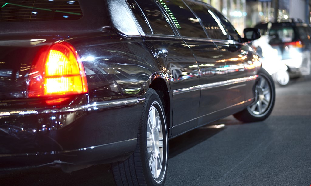 Product image for Executive Limousine & Shuttle Service $25 off any stretch rental