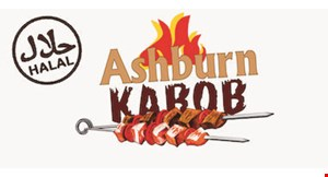 Ashburn Kabob logo