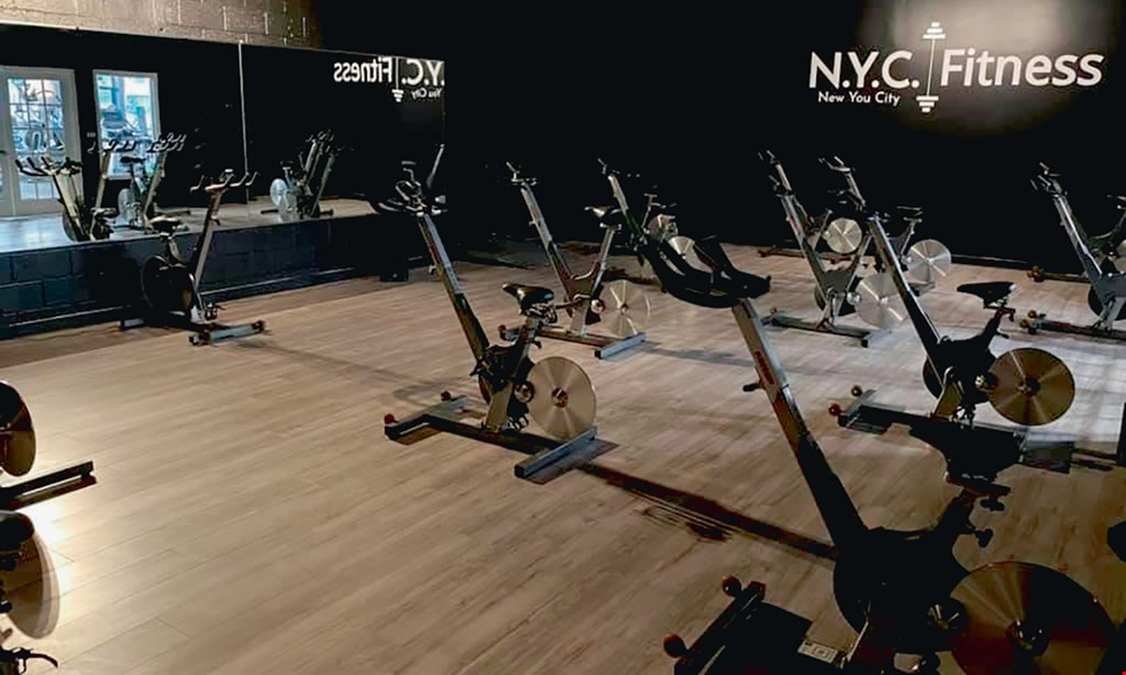 Product image for N.Y.C Fitness FREE month