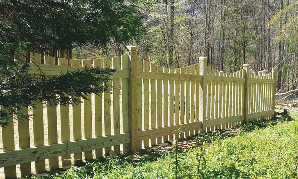 Product image for Longoria 5 Star Fence - Tx Free 4ft WALK GATE with any fencing job of 150ft of fence or more.