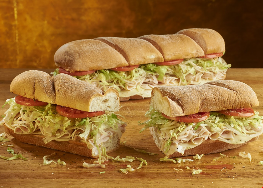 Product image for Jersey Mike's $2.00 off any size sub!