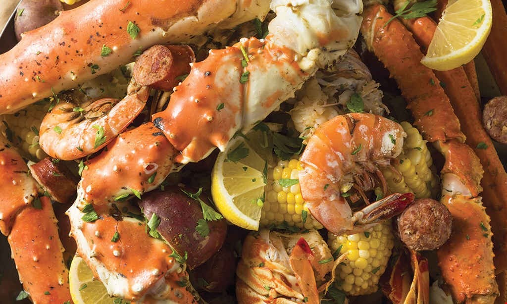 Product image for Boil Shack Seafood 40% OFF buy one seafood combo receive 40% off second seafood combo.