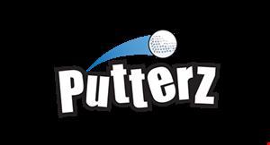 Putterz logo