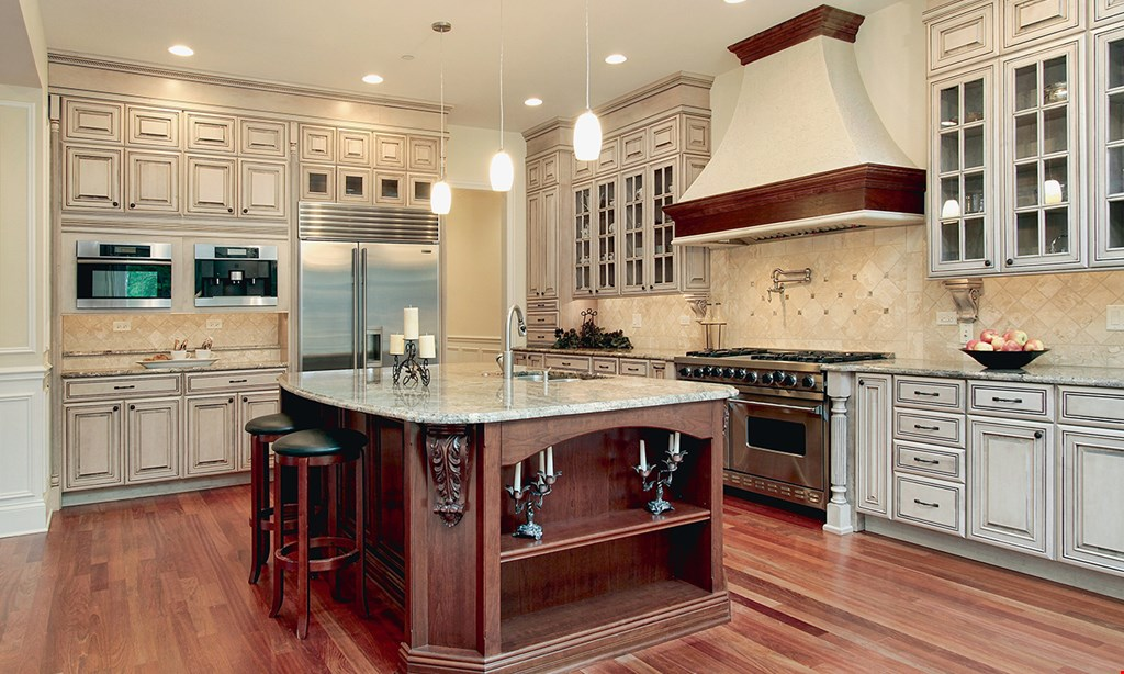 Product image for Peerless Cabinets $500 OFF Any Complete Kitchen Cabinets Installed.