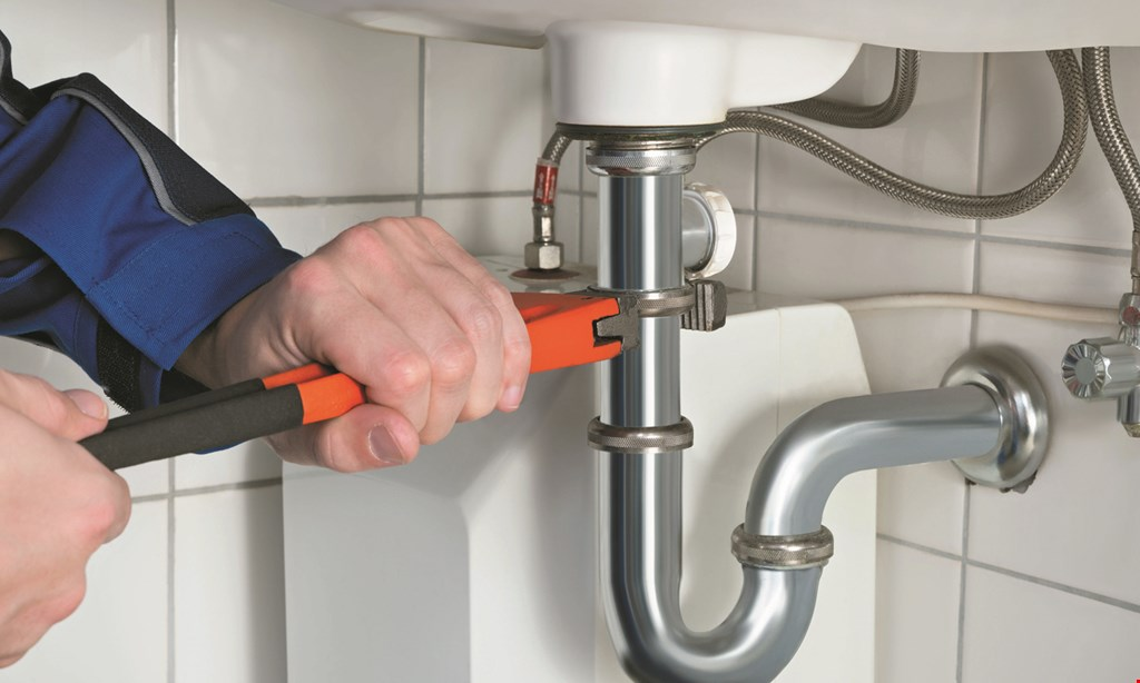 Product image for Rooter Rooter Drains $50 OFF Plumbing Repair Service of $200 or more.