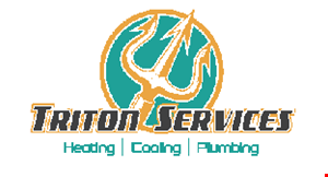 Product image for Triton Services $20 OFF any purchase of $100 or more.