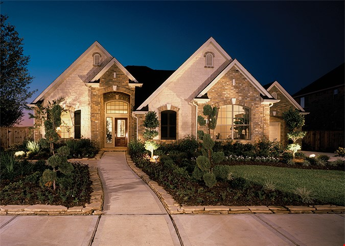 Product image for Classic Lawns Inc. 20% OFF Landscape Lighting.