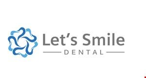 Let's Smile Dental logo
