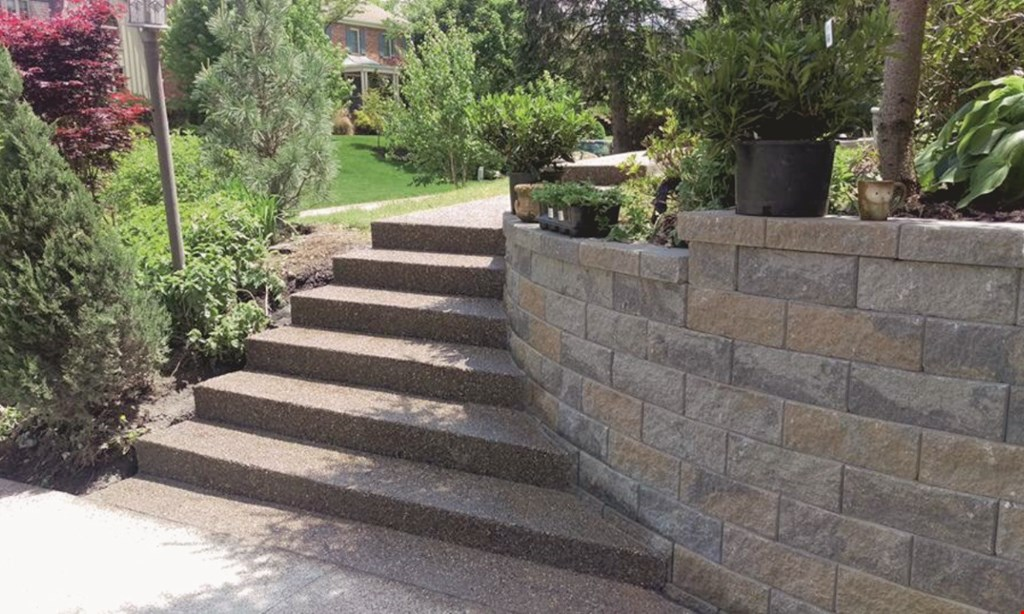Product image for Pj Ciotti Contracting $200 OFF new concrete & wall construction.