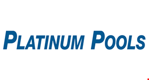 Platinum Pools logo