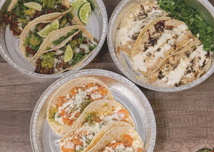 Product image for The Taco House $5 OFF any purchase of $25 or more.