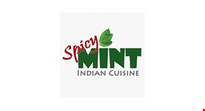 Product image for Spicy Mint Indian Cuisine $10 OFF any purchase of $50 or more.