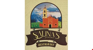 Product image for Salinas Restaurant $10 OFF any purchase of $50 or more.