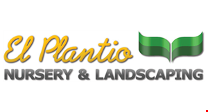 Product image for El Plantio Nursery Landscaping, Inc. $10 off any purchase