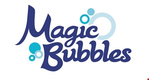 Product image for Magic Bubbles Company Owned Llc (Lee County) $169 PATIO/DRIVEWAY CLEANING COMBO Up to 1000 sq. ft. per areaAddt'l charge for enclosures.