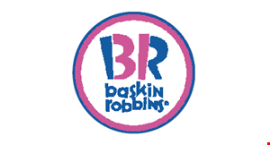 Product image for Baskin Robbins 31 $10 OFFany purchase of $50 or more(before tax).
