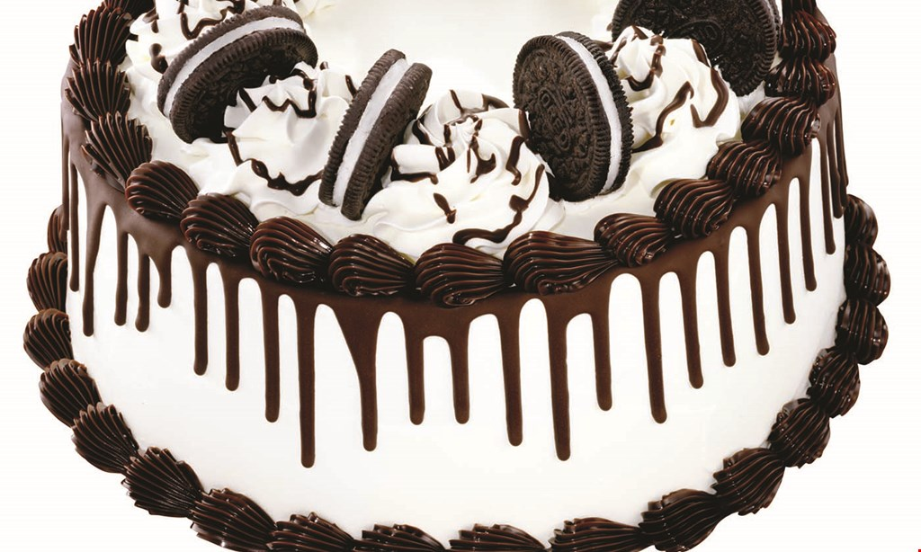 Product image for Baskin Robbins 31 $3 off Any Ice Cream Cake