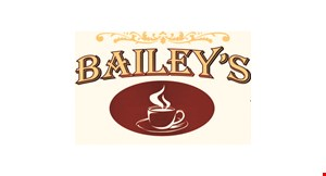 Bailey's Eatery & Market logo
