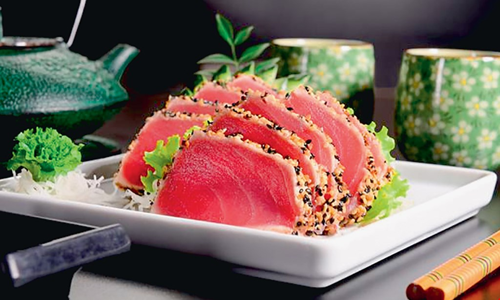 Product image for Kawa Hibachi Sushi $15 Off any purchase of $100 or more.
