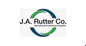 Product image for J.A. Rutter Co. $10 Off 4 cubic yards or more of colored wood mulch For pickup or delivery .