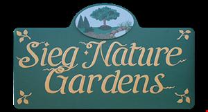 Sieg-Nature Gardens logo