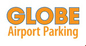 Product image for Globe Airport Parking $5.95 per day