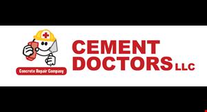 Cement Doctors LLC logo