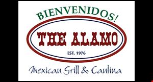 Alamo Mexican Grill & Cantina logo