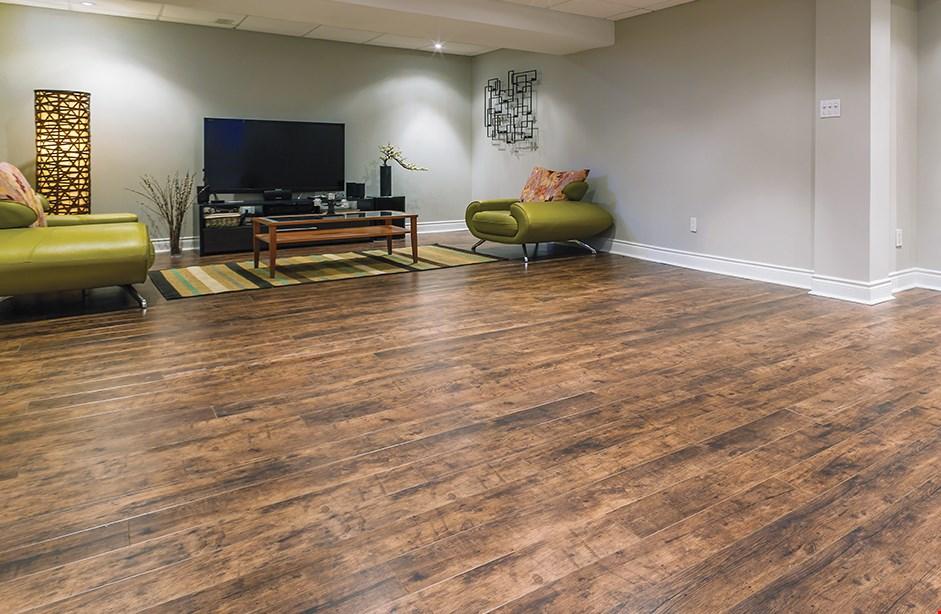 Product image for American Wood Flooring Luxury Vinyl Planks $4.99 sq. ft.