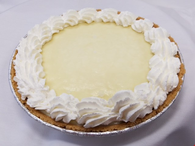 Product image for Caribbean Pie Co. $5 OFF a key lime pie.