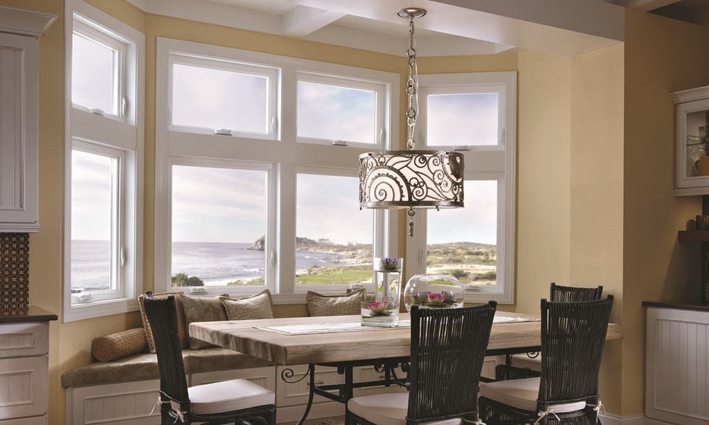 Product image for Cunningham Doors & Windows 45% off all installed Vinyl Milgard Series