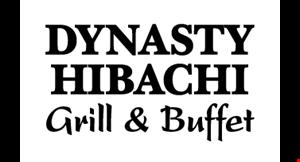 Dynasty Buffet logo