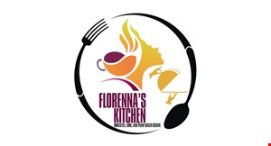 Product image for Florenna's Kitchen $10 Off any purchase of $50 or more.