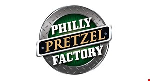 Product image for Philly Pretzel Factory $5 OFF any party tray.
