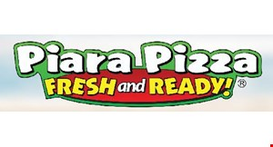 Product image for Piara Pizza $12.99 + tax - Large Hawaiian. Includes ham, pineapple, and extra cheese