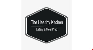 Product image for The Healthy Kitchen $10 OFF your first meal prep order of $50 or more