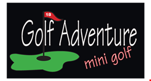 Golf Adventure Mini Golf logo