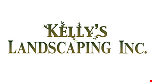 Product image for Kelly's Landscaping $100 off any job