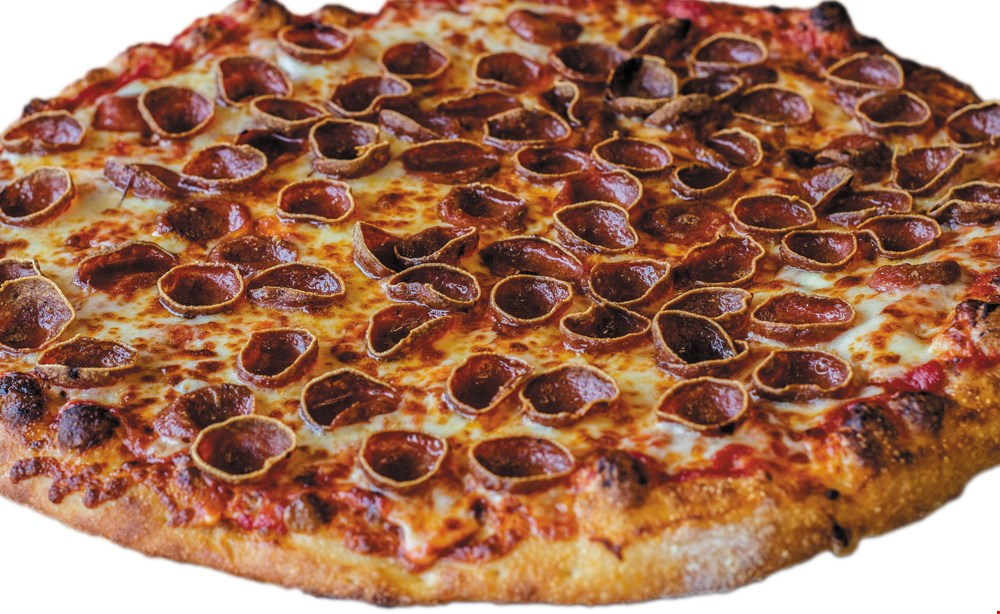 Product image for Caraglio Pizza $30 Large Cheese Pizza & 2 Dozen Boneless Wings.