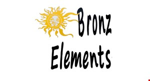 Product image for Bronz Elements $10 OFF first spray tan.