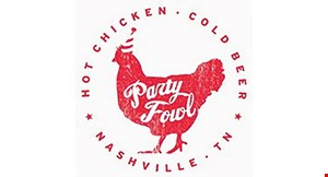 Product image for Party Fowl - Chattanooga $10 OFF any purchase of $30 or more.