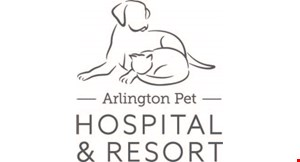 Product image for Arlington Pet Hospital & Resort 15% Off full time military, police & fire dept. personnel.