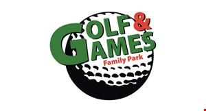 Golf & Games Family Park logo