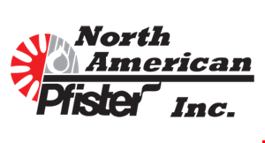 North American Pfister logo
