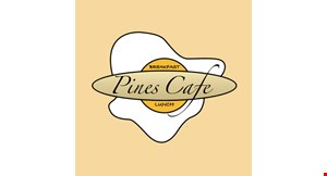 Pines Cafe logo