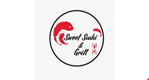 Product image for Sweet Sushi & Grill $10 OFF any purchase of $65 or more.