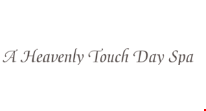 A Heavenly Touch Day Spa logo