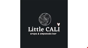 Product image for Little Cali Arepa & Empanada Bar $3 Off any purchase of $15 or more.