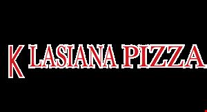 Klasiana Pizza logo