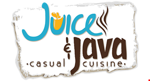 Juice & Java Restaurant/Cafe logo